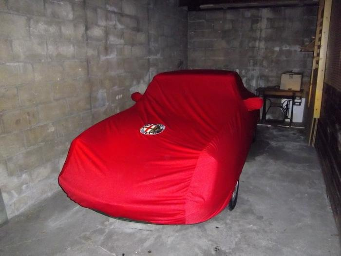 Best Indoor Car Cover On The Market For A Spider Alfa Romeo - Alfa romeo spider car cover