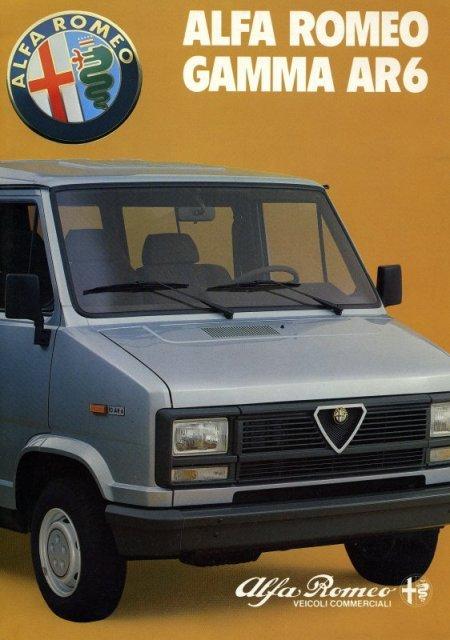 Alfa Romeo AR6 (MVI 1/43e) [Sprinteur]  Maquettes ou Kits à monter