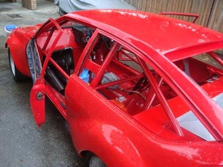 Name:  Comp Pic of Alfa 116 GT Alfetta Sports Sedan Forward LHS Side and Interior View 20-02-2011.jpg