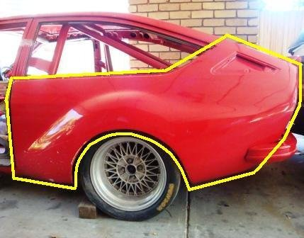 Name:  Compressed Pic of Alfa 116 GT Alfetta Sports Sedan LHS Rear Guard Flare Line Drawing 14-02-2011.JPG Views: 4714 Size:  38.8 KB