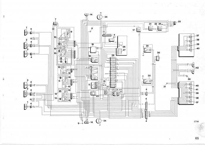 alfa romeo montreal wiring diagram wiring diagrams collection rh starsinc co  wiring diagram alfa romeo spider