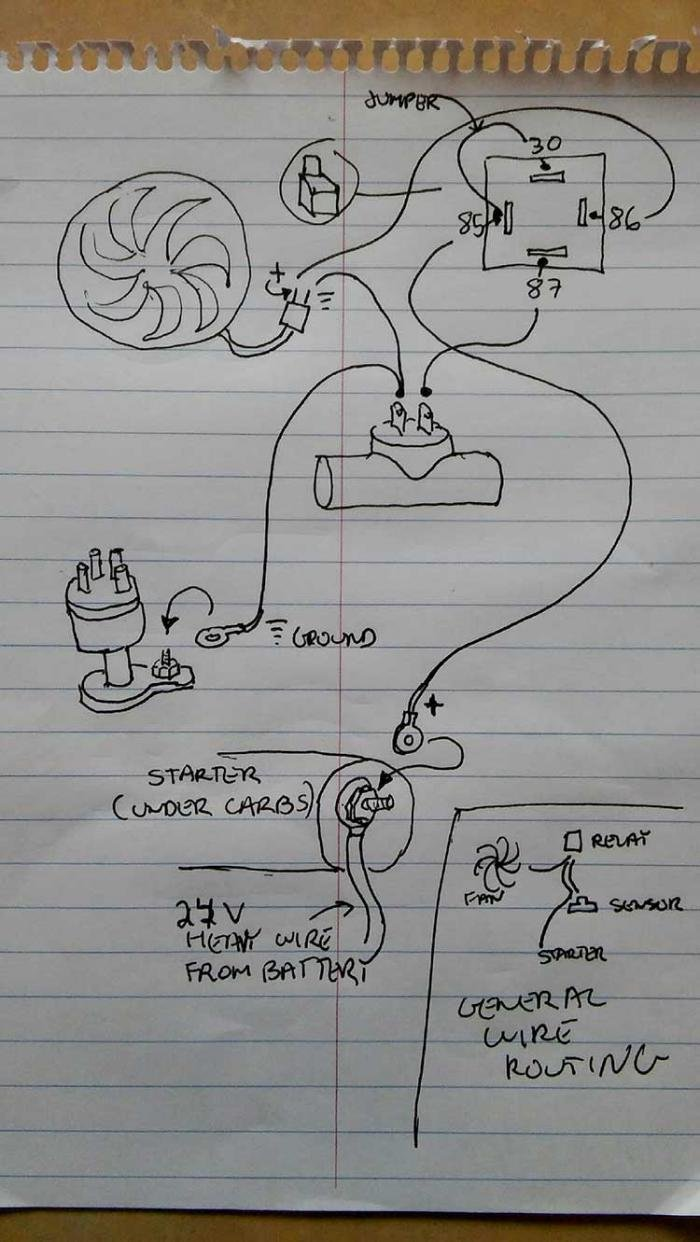 Electric Gremlins Alfa Romeo Bulletin Board Forums 1975 Gremlin Wiring Diagram Attached Images
