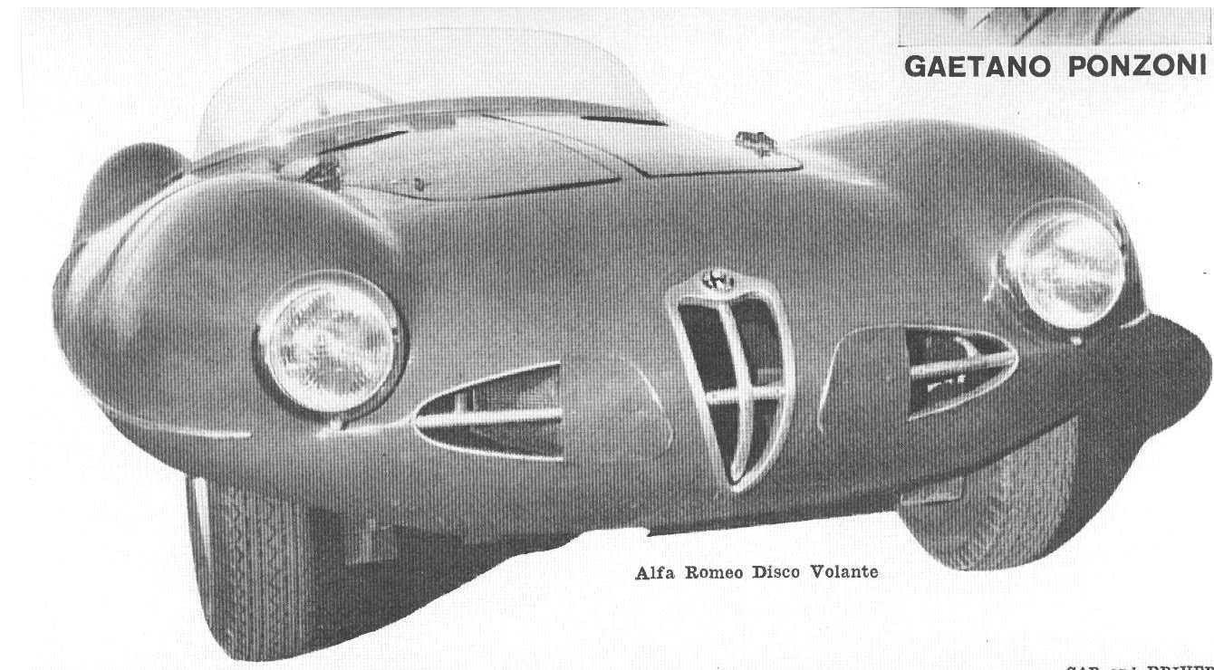 1952 Disco Volante FS!