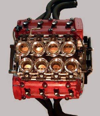 Hayabusa V8    - Alfa Romeo Bulletin Board & Forums