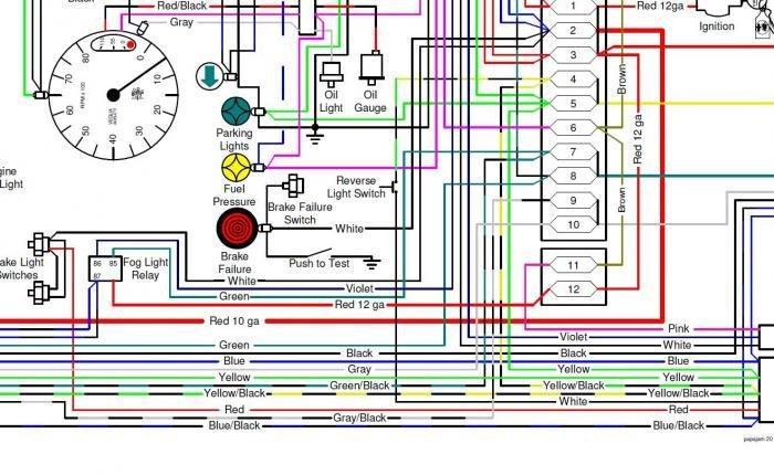 Brake Light Pressure Switch Wiring Diagram
