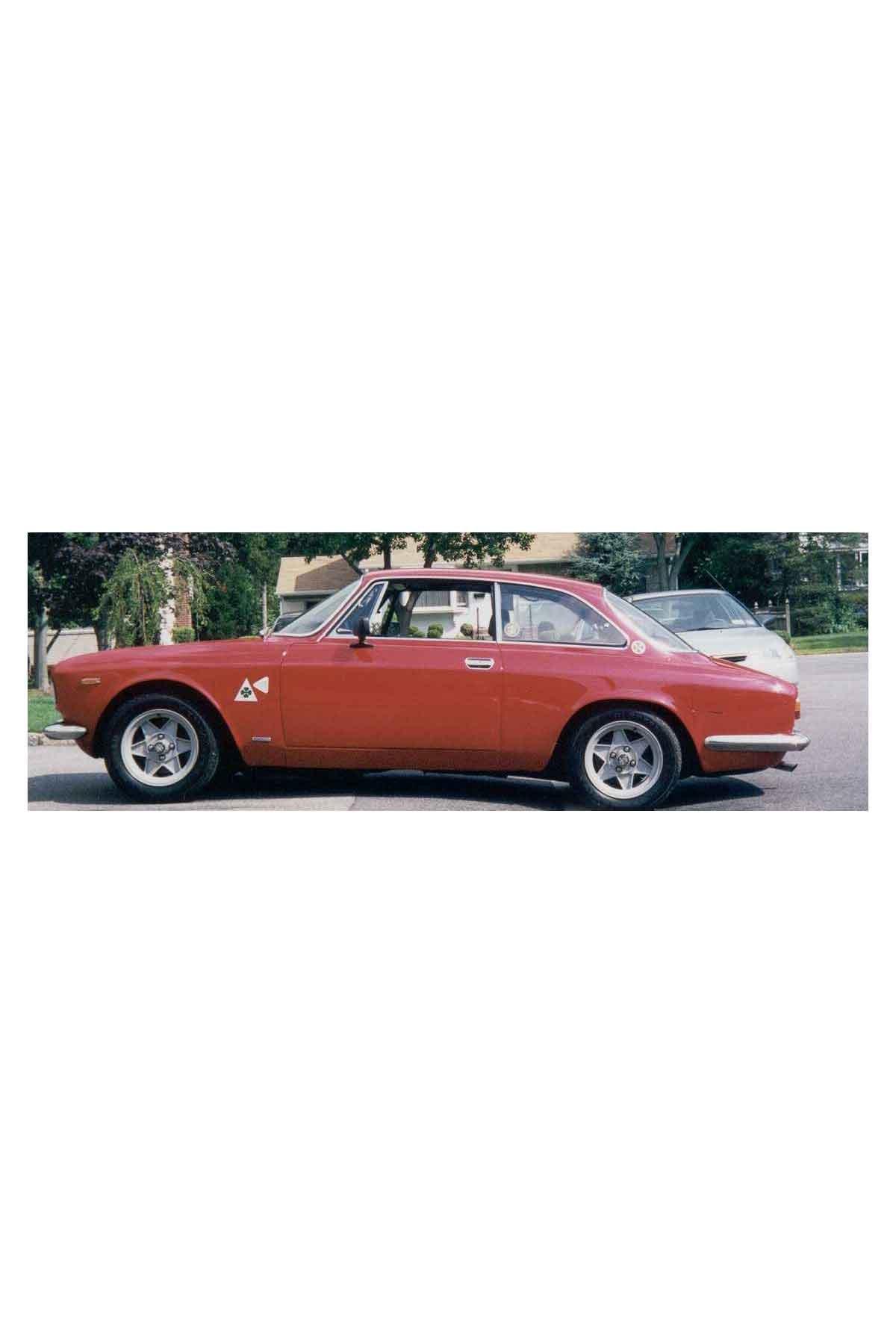 My 1964 Giulia Sprint Veloce
