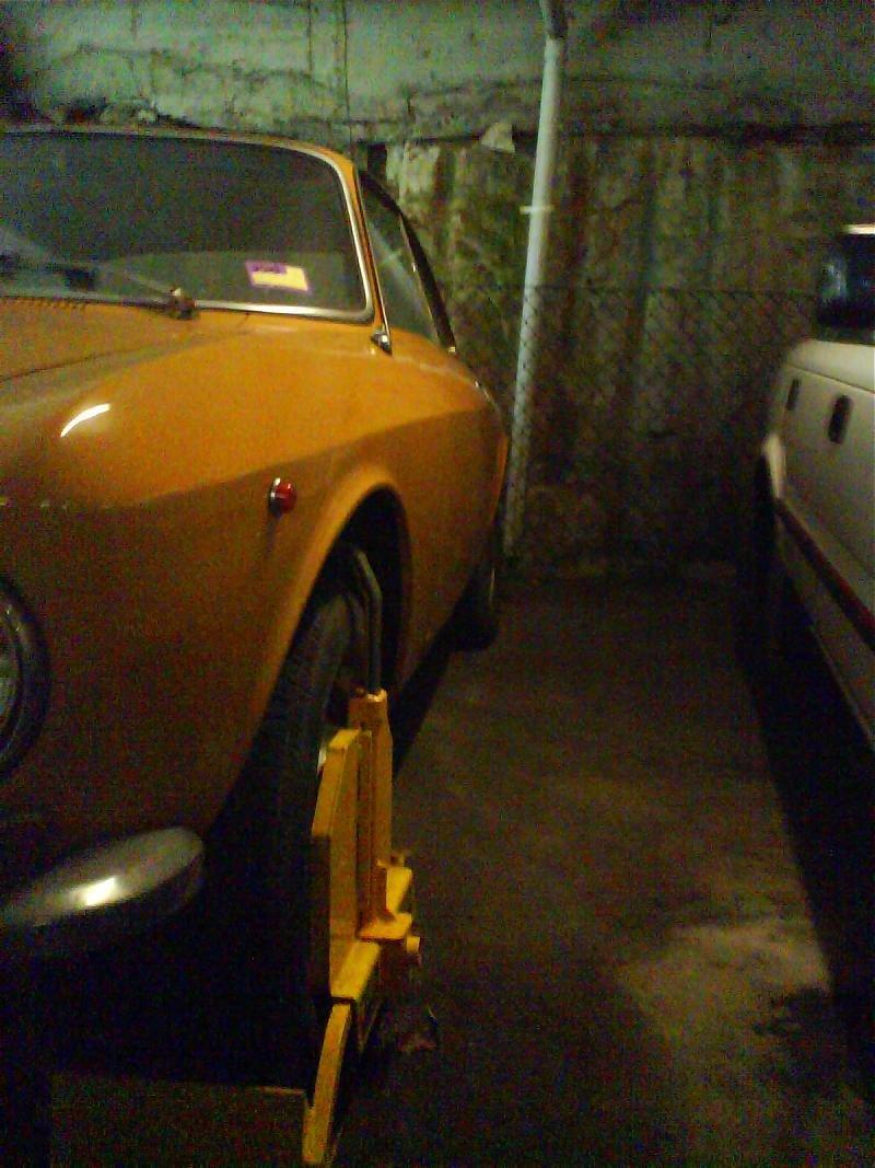 1971 Alfa 1750 Coupe