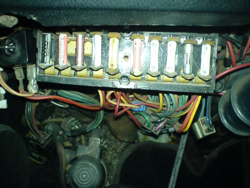 What Fuse To Use On A 1974 Spider Alfa Romeo Bulletin Board Forums