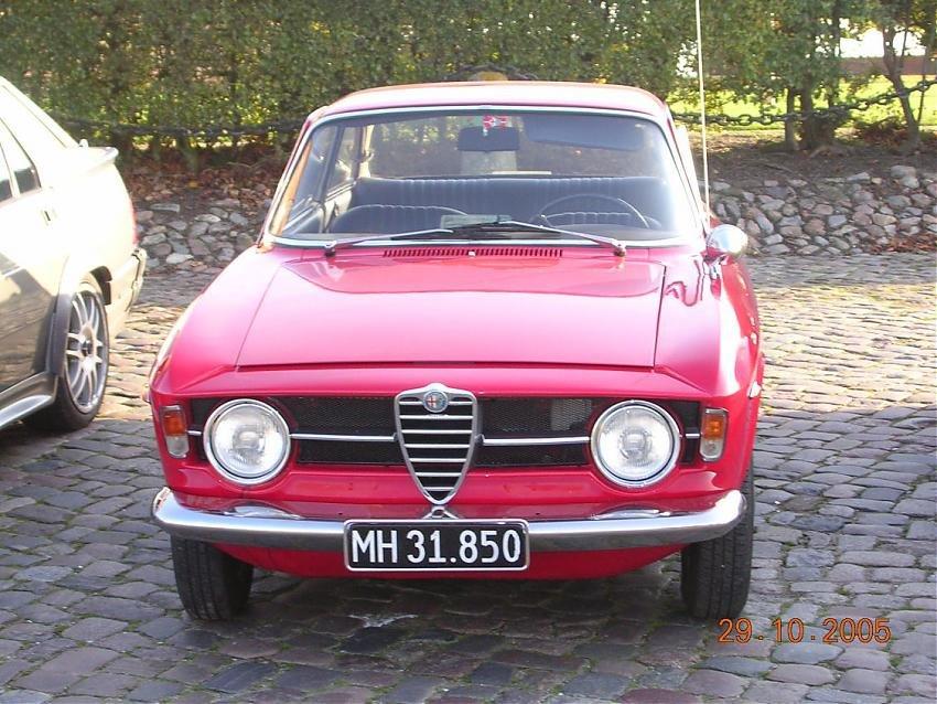 alfa romeo gt junior 1300. 1300 GT Junior 1966 / 1300