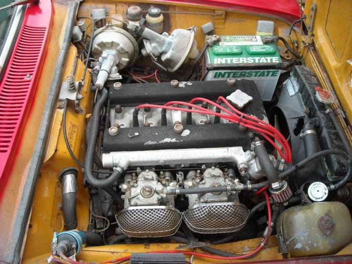 U0026 39 69 Gtv Engine Bay Reference Pictures