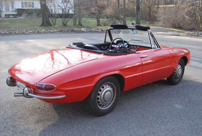 Alfa Romeo Spider Related Imagesstart WeiLi Automotive Network - 1967 alfa romeo duetto spider for sale