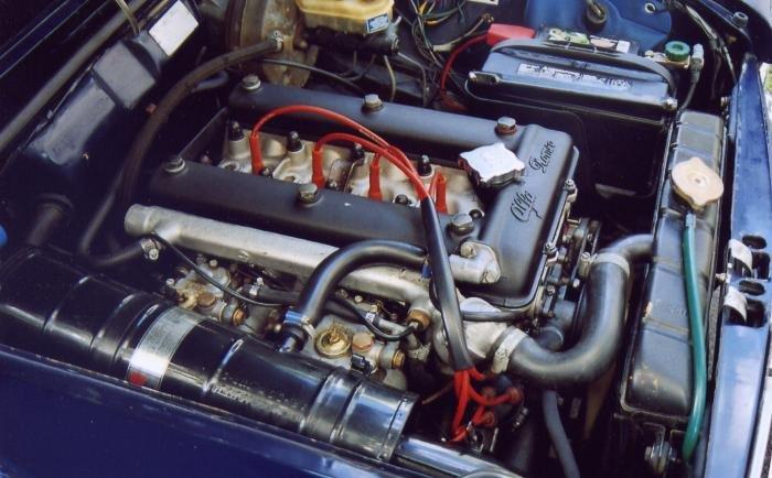 For Sale 1975 Giulia Nuova Super 1 3 1 4 Alfa Romeo