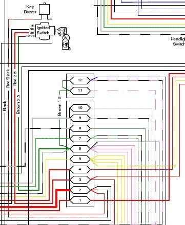 Alfa Romeo Spider Wiring Heater | Wiring Diagram on
