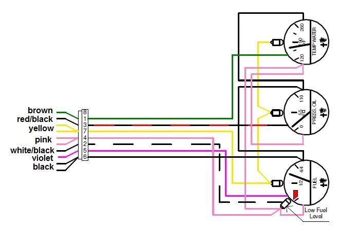 Fuel Gage Wiring Help