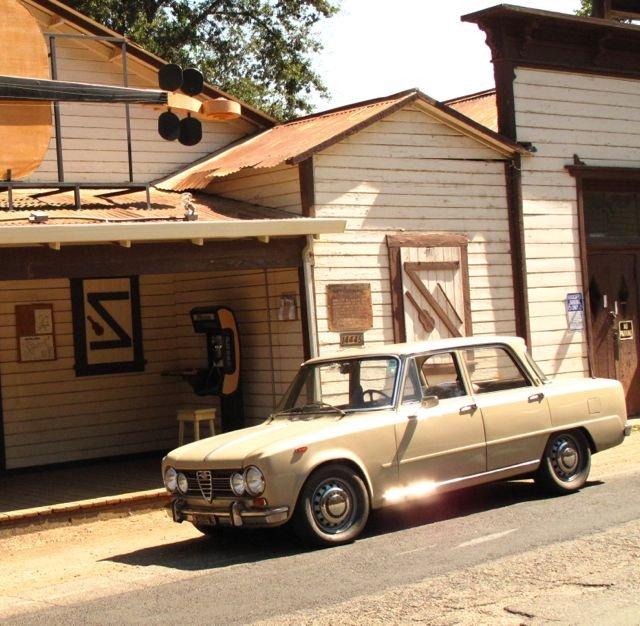 For Sale 1969 Giulia 1600 Super