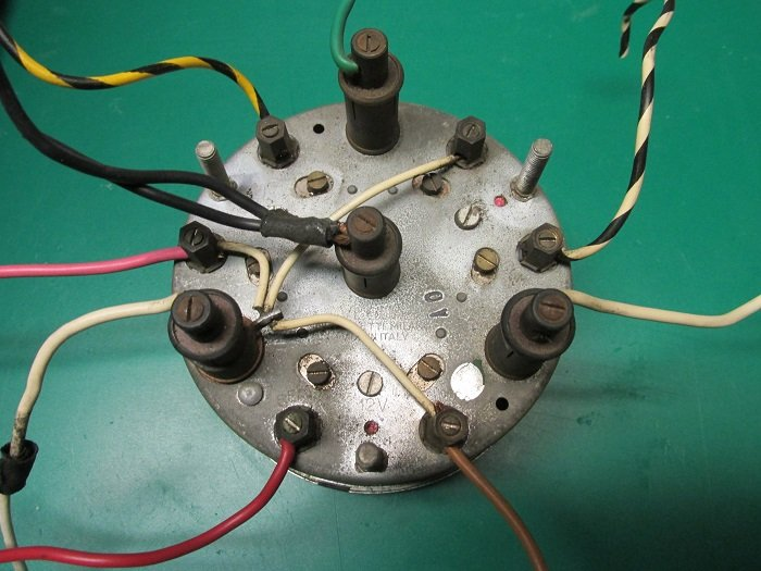 750 6 fuse wiring diagram - Alfa Romeo Bulletin Board & Forums