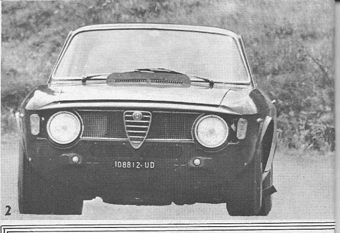 GTA Review Sport Auto Nov 1965 in French - Alfa Romeo Bulletin ...