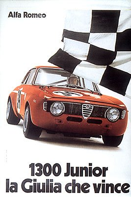 Alfa Romeo GTA Poster Alfa Romeo Bulletin Board Forums - Alfa romeo posters
