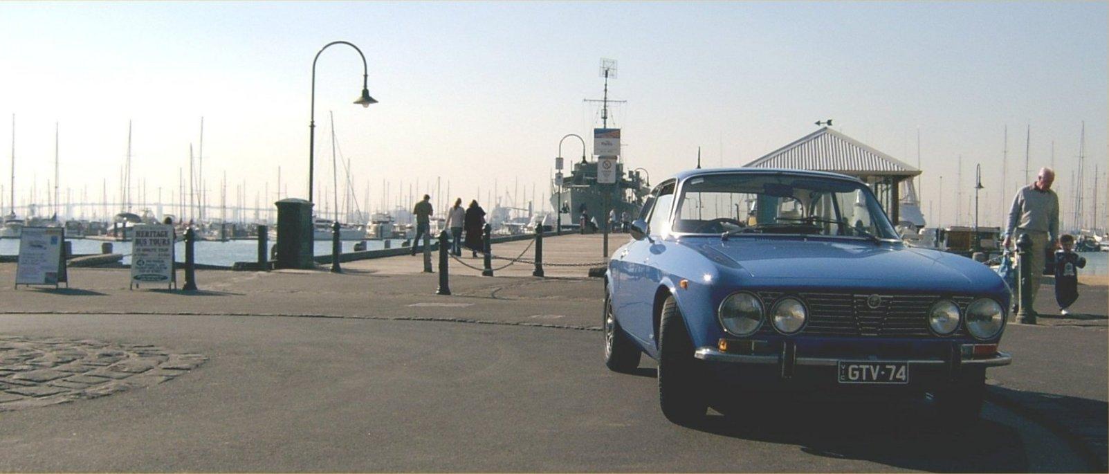 '74 GTV 2000 - LeMans Blue