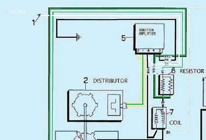 Ignition control module/amplifier spark box for an \'82 - Alfa Romeo ...