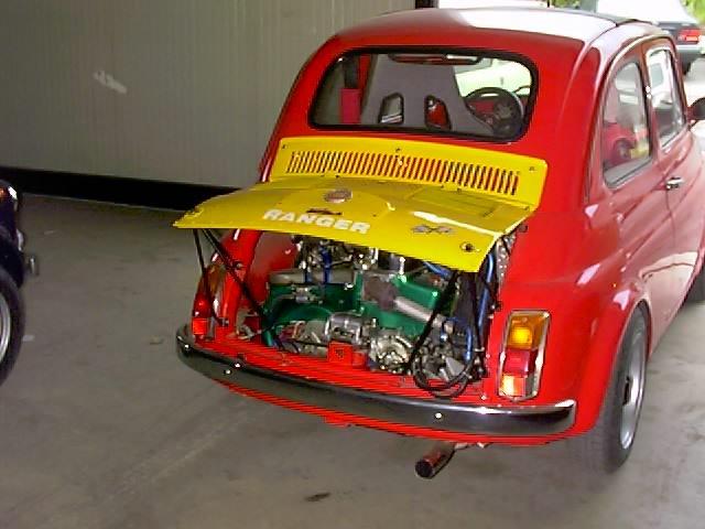 The Coolest Fiat 500 - Alfa Romeo Bulletin Board & Forums
