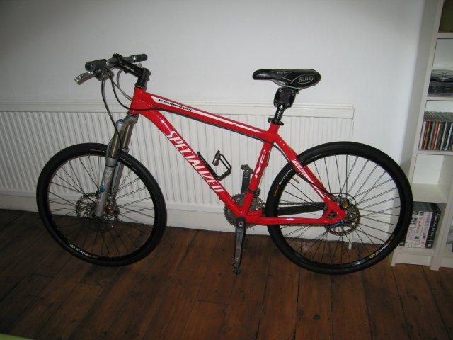 Name:  Iain's Bike.JPG Views: 4971 Size:  142.8 KB