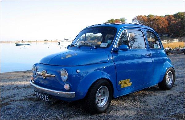 1974 Fiat 500 Abarth
