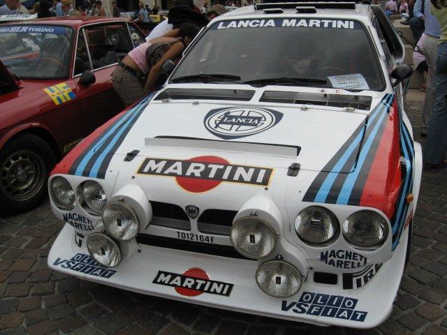 Lancia Delta S4 Rally Car. lancia delta 038 (s4) - Alfa