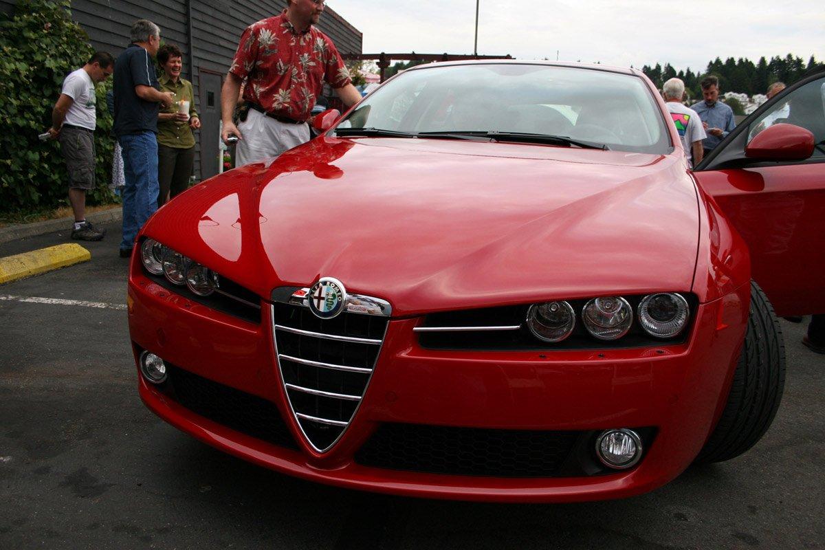 159 Sport Wagon showing - Alfa Romeo Bulletin Board & Forums