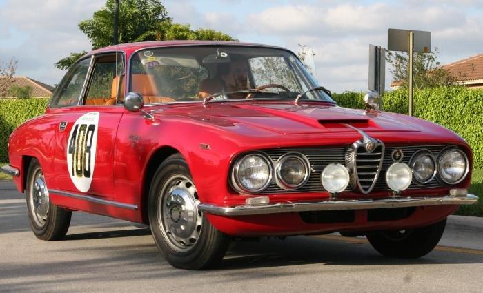 Sergio Goldvarg Alfa Romeo 2600 Sprint Alfa Romeo Bulletin Board