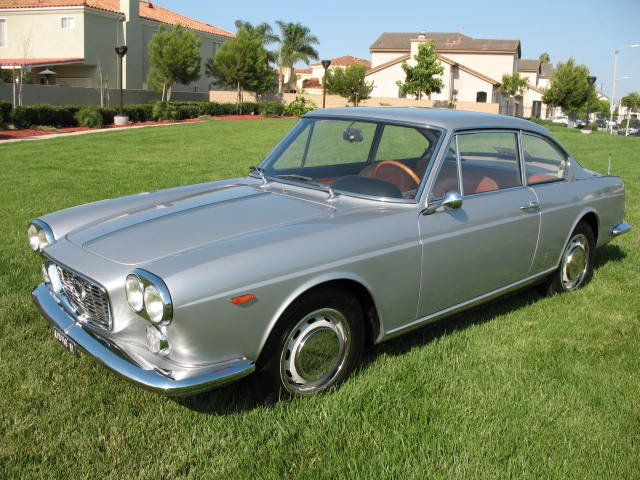 1960 Lancia Flavia 1.5