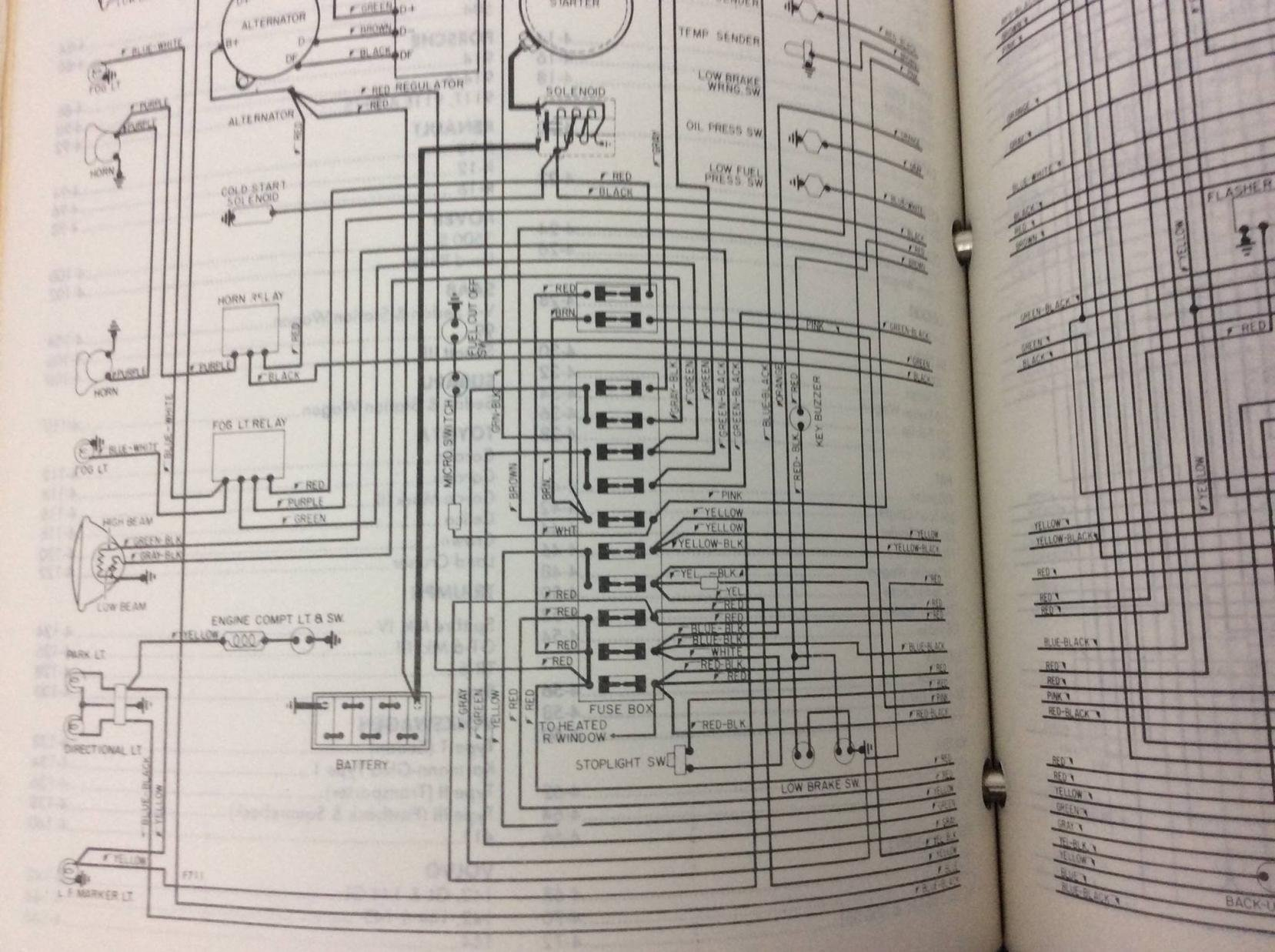 Wiring Diagram needed - Alfa Romeo Bulletin Board & Forums on