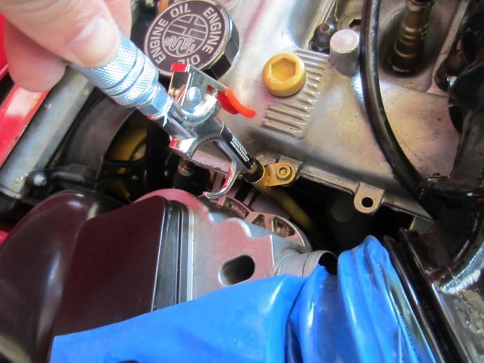 vacuum hose leak test alfa romeo bulletin board forums rh alfabb com Alfa Romeo Giulia Alfa Romeo Spider