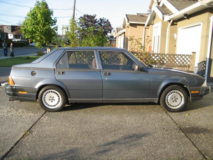 1987 alfa romeo milano for sale 15