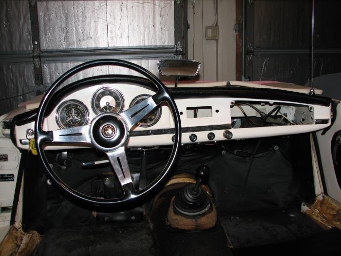 Dash top restoration - Alfa Romeo Bulletin Board & Forums