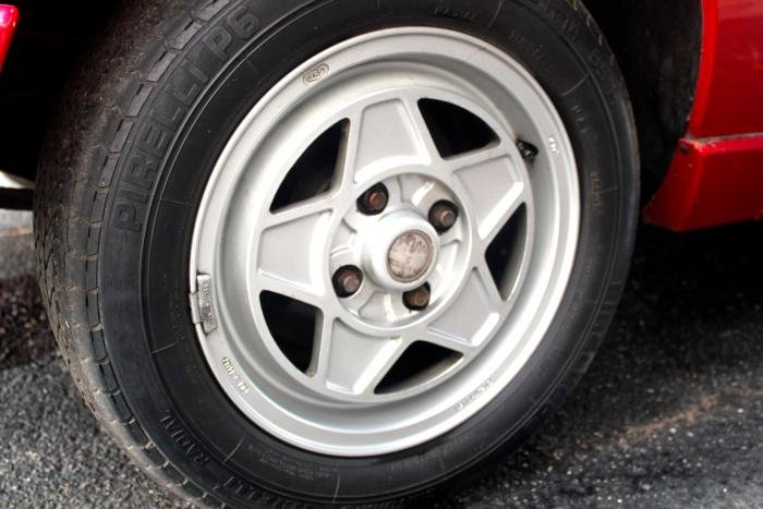 For Sale 1991 alfa romeo spider set of oem rims wheels 4x108