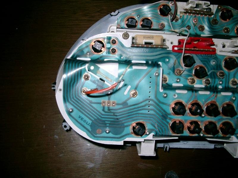 Another Speedo/tach problem - Alfa Romeo Bulletin Board & Forums