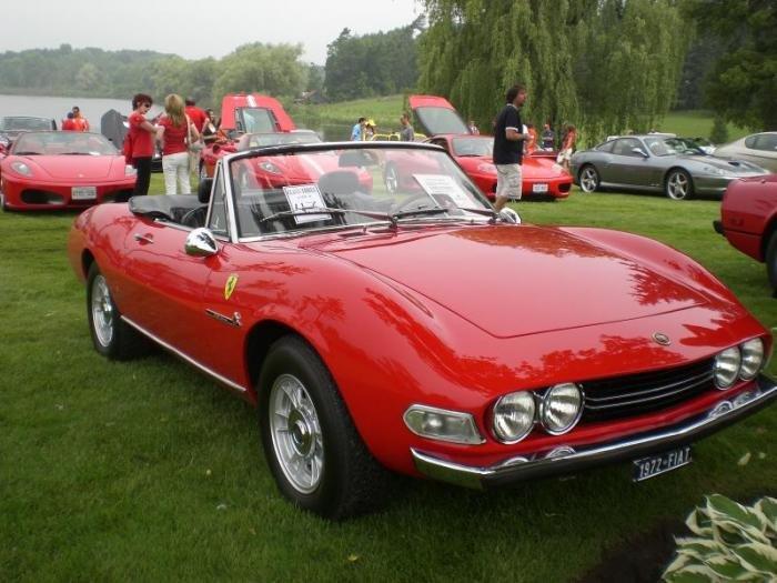 1968 Fiat Dino Spider For Sale Alfa Romeo Bulletin Board Forums