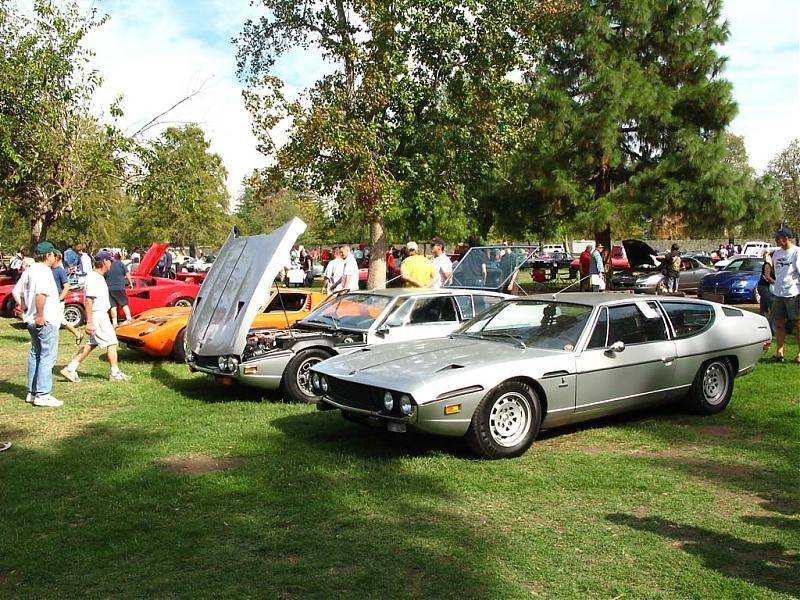 French Italian Car Show In LA Page Alfa Romeo Bulletin - Italian car show