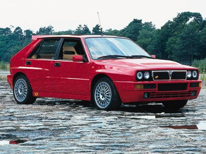 Lancia Delta Integrale Evo. Attached Images