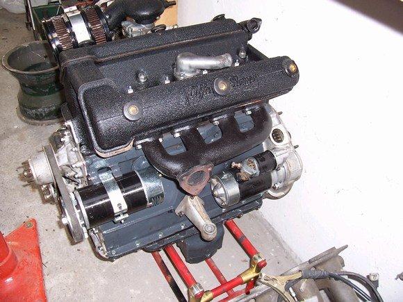 For Sale Engine Dry Sump Alfa Romeo Bulletin Board Forums - Alfa romeo engines for sale