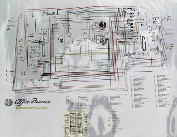 monty electrical troubleshooting alfa romeo bulletin. Black Bedroom Furniture Sets. Home Design Ideas
