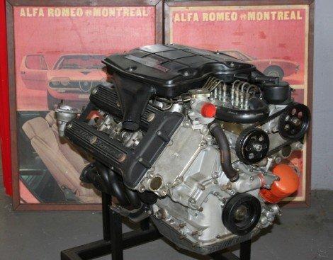 Afa Romeo Montreal V Engine Clean Up Alfa Romeo Bulletin Board - Alfa romeo engines for sale