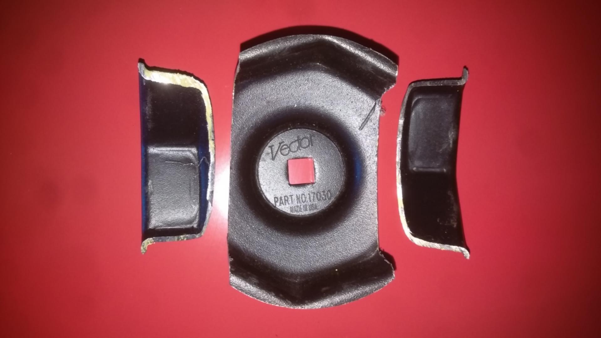 Name:  Oil filter socket Vector 17030 during modification.jpg Views: 68 Size:  127.3 KB