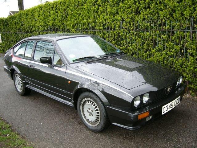 1986 GTV6 Grand Prix