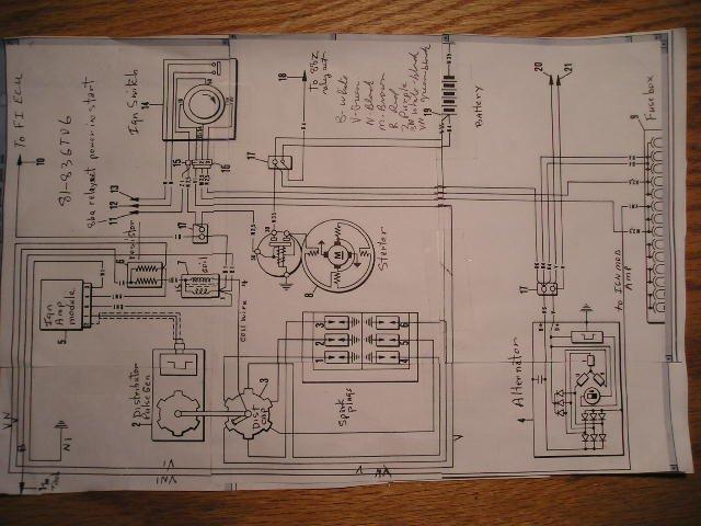 81-83 GTV6 ignition wiring diagram | Alfa Romeo ForumsAlfa BB