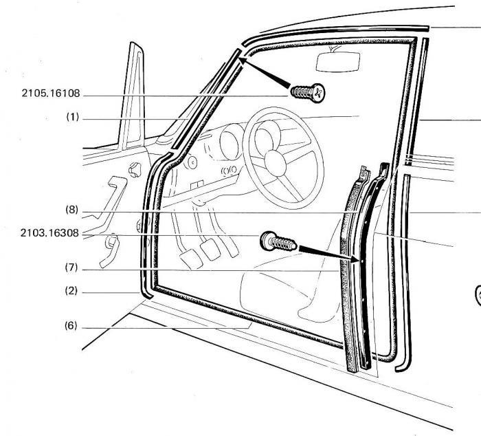 saab interior auto parts