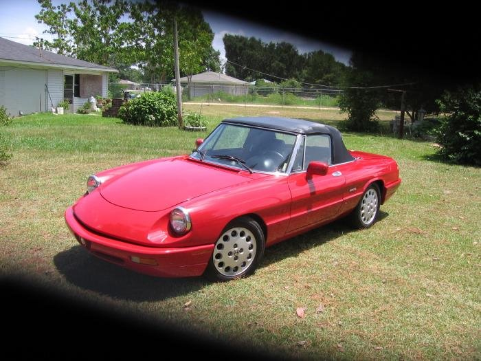For Sale Alfa Romeo Spider Veloce Alfa Romeo Bulletin Board - 1993 alfa romeo spider for sale