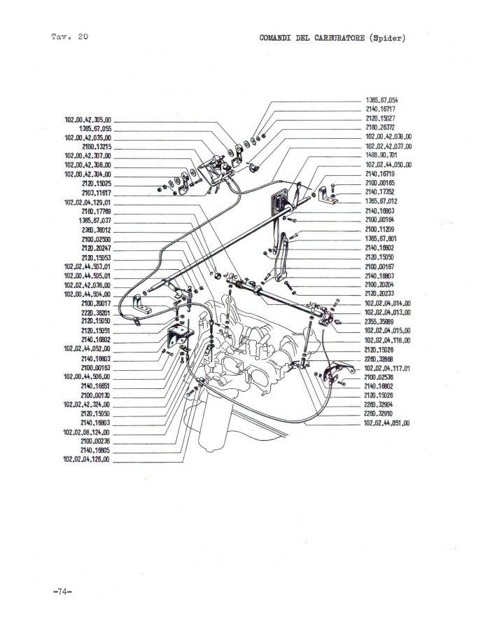 Milano Alfa Romeo Engine Diagram