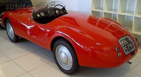 All Star Auto Insurance >> 1938 Fiat 500 Siata Barchetta - Alfa Romeo Bulletin Board & Forums